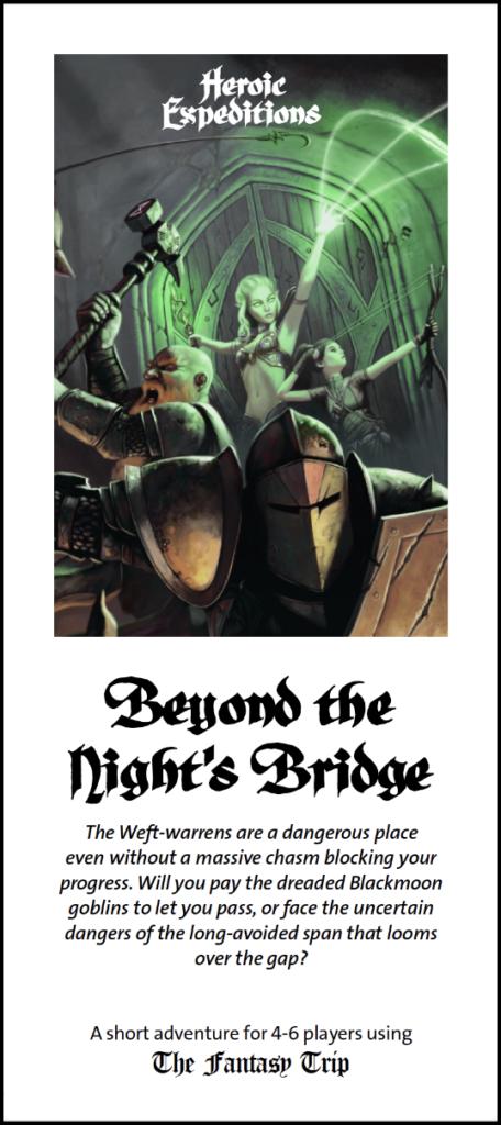 Beyond the Night's Bridge